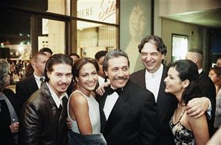 Jon Seda, Jennifer Lopez, Edward James Olmos, Gregory Nava,  Constance Marie. (