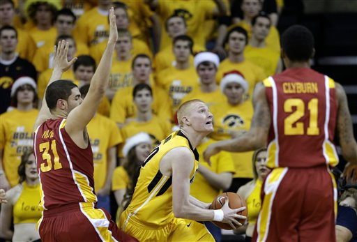 Georges Niang, Will Clyburn, Aaron White