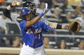 Jordany Valdespin, Chris Snyder