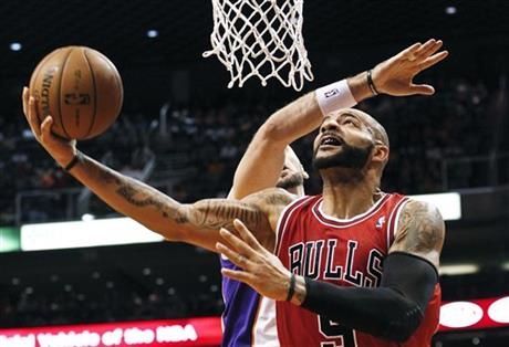 Carlos Boozer, Marcin Gortat