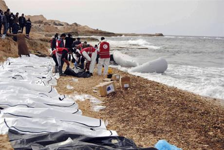 74 migrants wash ashore in Libya