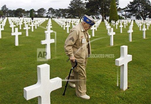 France D Day Anniversary