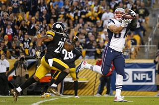 Patriots Gronk Injury Football