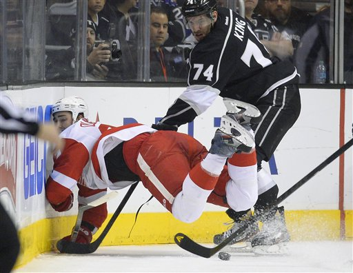 Kyle Quincey, Dwight King