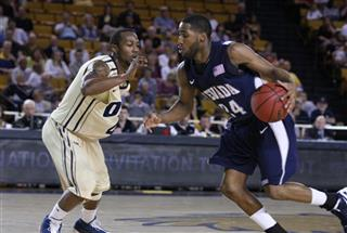 NIT Nevada Oral Robers Basketball