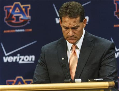 Chizik Press Conference - re: Auburn Shooting - AU Football players involved