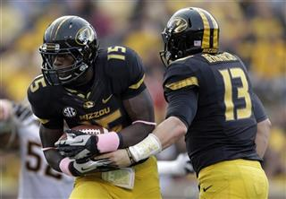 Corbin Berkstresser, Dorial Green-Beckham