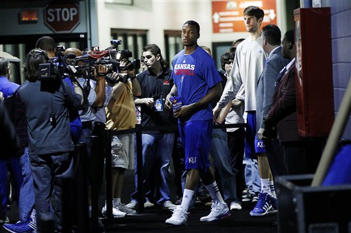 Thomas Robinson, Jeff Withey