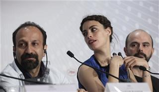 Asghar Farhadi, Berenice Bejo, Ali Mosaffa