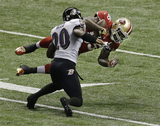 Vernon Davis, Ed Reed