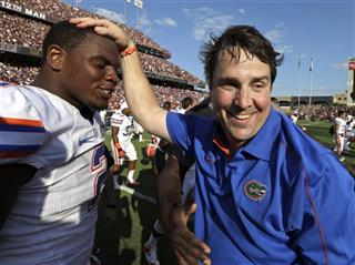 Will Muschamp, Dominique Easley