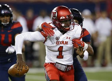 Utah Arizona Football