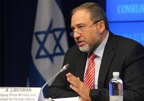 Avigdor Lieberman