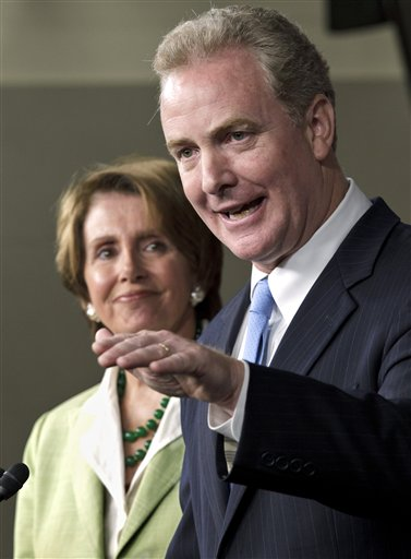 Nancy Pelosi, Chris Van Hollen