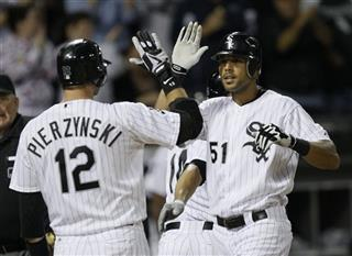 A.J. Pierzynski, Alex Rios