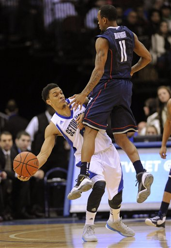 Connecticut Seton Hall Basketball