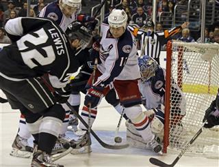 Blue Jackets Kings Hockey