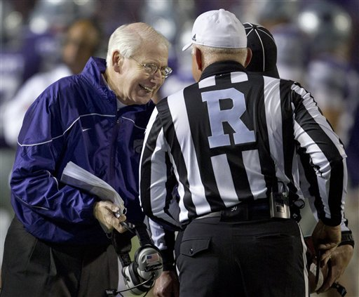 Bill Snyder, Cooper Castleberry