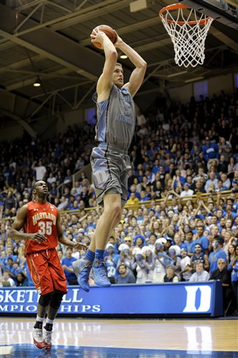 Mason Plumlee, James Padgett