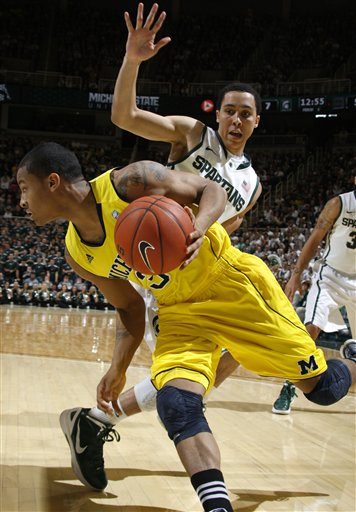 Trey Burke, Travis Trice