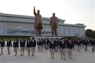 North Korea Olympics Medalists