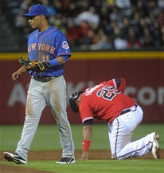 Ruben Tejada, Juan Francisco