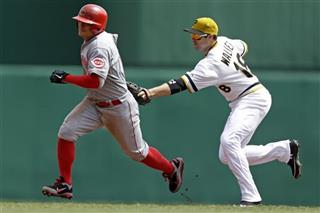 Neil Walker, Shin-Soo Choo