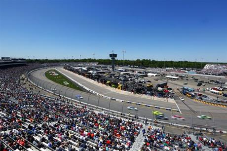 NASCAR Richmond Changes Auto Racing