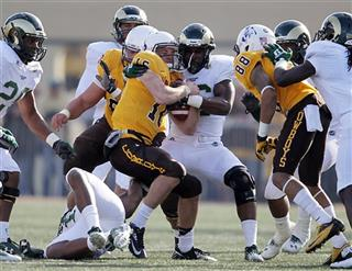 Colorado St Wyoming Football