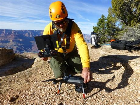 Missing Hikers Grand Canyon Drones