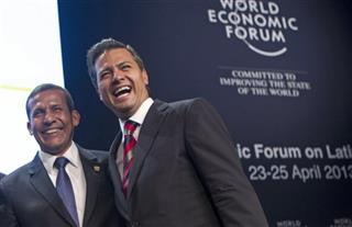 Enrique Pena Nieto, Ollanta Humala
