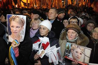 APTOPIX Ukraine Election Protest
