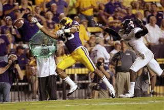 Northwestern St LSU Football