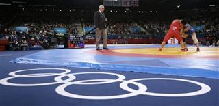 Switzerland IOC Meeting Wrestling