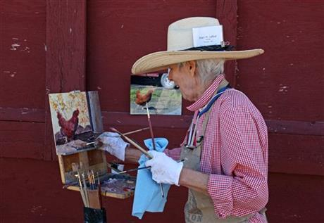 Travel-Trip-Montana Art Fest