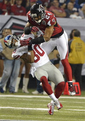 Chris Hope, Victor Cruz (
