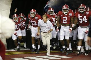 Championship Alabama The Process Football