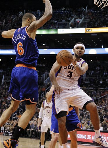 Jared Dudley, Tyson Chandler