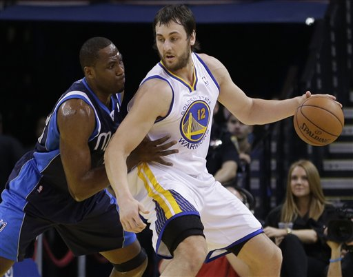 Andrew Bogut, Elton Brand