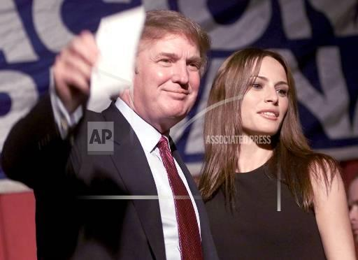 Associated Press Domestic News Florida United States Election campaigns TRUMP CUBAN EXILES