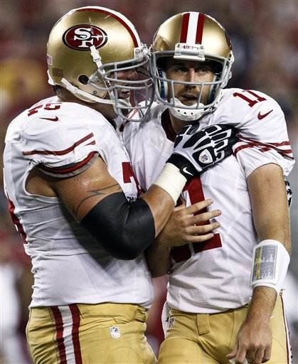 Alex Smith, Alex Boone