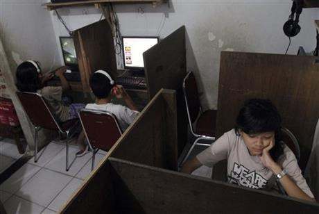 Indonesia Facebook Trafficking