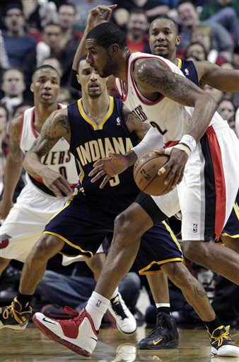 LaMarcus Aldridge, George Hill