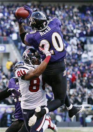 Ed Reed,  Andre Johnson