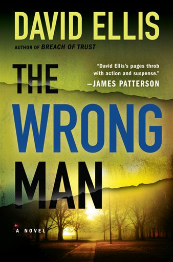 Book Review The Wrong Man