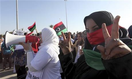 Mideast Libya Militia Backlash