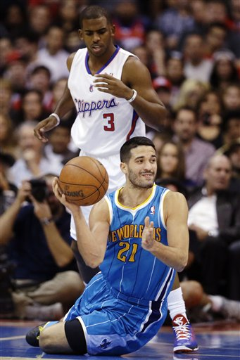 Greivis Vasquez, Chris Paul