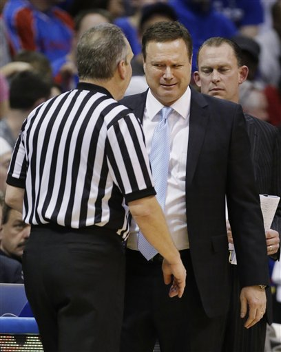 Bill Self, Joe DeRosa