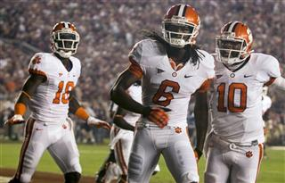 DeAndre Hopkins, Tajh Boyd