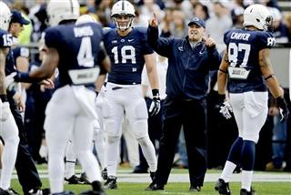 Illinois Penn State Football